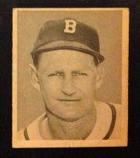 Buy 1948 Bowman #1 Bob Elliott VGEX