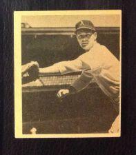 Buy 1948 Bowman #15 Eddie Joost VG