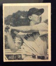 Buy 1948 Bowman #19 Tommy Henrich EX
