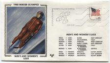 Buy 1980 Winter Olympics R&R Canceled 2-16-1980 Lake Placid, NY. Olympic Village