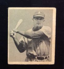 Buy 1948 Bowman #25 Barney McCoskey GOOD