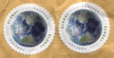 Buy 2013 Global USA Forever On Piece Uncancelled x2 Face Value @$1.10