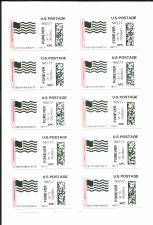 Buy INVERTED COLOR BAR on FOREVER SHEET of STAMPS