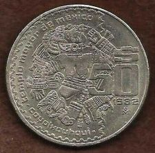 Buy Mexico 50 Pesos 1982 Coyolxauhqui CoinMexico 50 Pesos 1982 Coyolxauhqui Coin