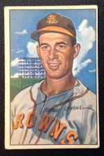 Buy 1952 Bowman #61 Tommy Byrne VGEX