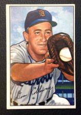 Buy 1952 Bowman #91 Don Kolloway EX