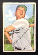 Buy 1952 Bowman #136 Gene Hermanski VG