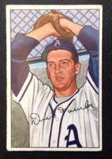 Buy 1952 Bowman #190 Dick Fowler VG