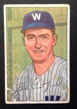 Buy 1952 Bowman #194 Bob Porterffield GOOD