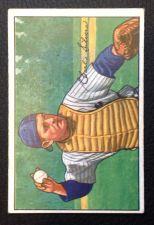 Buy 1952 Bowman #197 Charlie Silvera VGEX