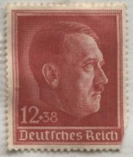 Buy 1938 12+ 38 Pfenning German Hitler Deutsches Reich Group Lot x7