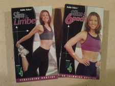 Buy Slim in 6 Debbie Siebers VHS exercise