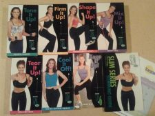Buy Slim in 6 Series Debbie Siebers VHS