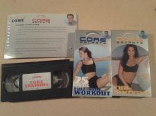 Buy Core Secrets Gunnar Peterson's VHS