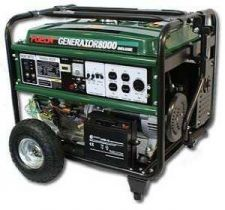 Buy 6500/8000 Watt Generator 13 Hp By Fueln