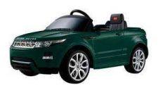 Buy Land Rover Evoque ride on ,Green - RASTAR
