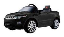 Buy Land Rover Evoque Ride on ,Black - Rastar