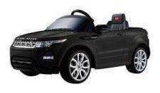 Buy Land Rover Evoque Ride on ,Black - Rastar