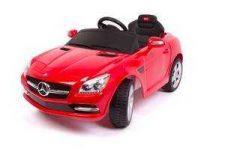Buy Mercedes-slk Ride On, Red - Rastar