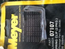Buy 07107 Meyer Spring Clips Qty 2