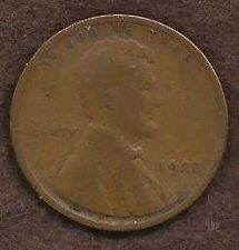 Buy US 1920 Lincoln Type Wheat Cent Penny