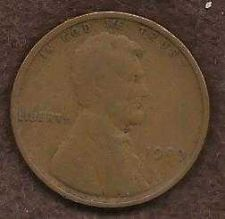Buy US 1909 Lincoln Type Wheat Cent Penny