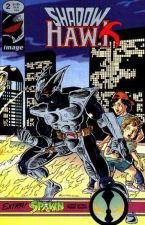 Buy IMAGE COMICS Shadow HAWK#2