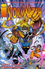 Buy IMAGE COMICS STORM WATCH#2