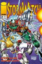 Buy IMAGE COMICS STORM WATCH #3