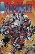 Buy IMAGE COMICS STORM WATCH #1