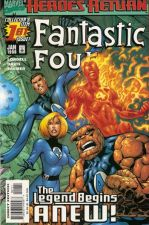 Buy FANTASTIC FOUR VOLUME 3 # 1 NM/M