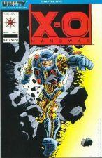 Buy X-O Man of War # 0