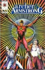 Buy Archer Armstrong #11