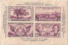 Buy 1936, Scott#778, Third International Philatelic Exibition issue