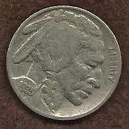 Buy 1935 US Buffalo Nickel