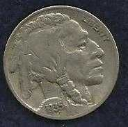 Buy 1935 S US Buffalo Nickel