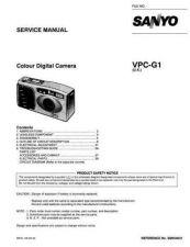 Buy Sanyo VPC-C5E-02 Manual by download #177553