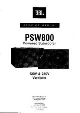 Buy INFINITY PSW-D115 SM Service Manual by download #147638