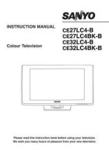 Buy Sanyo CE27LC4-B Manual by download #173070