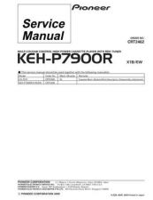 Buy PIONEER C2462 Service Data by download #148923