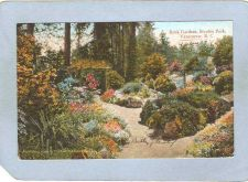 Buy CAN Vancouver Postcard Rock Gardens Stanley Park can_box1~127