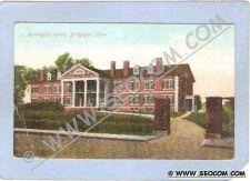 Buy CT Bridgeport Burroughs Home Street Scene ct_box1~263
