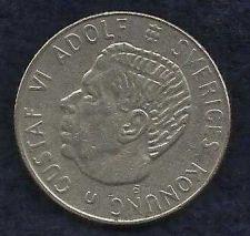 Buy 1973 Sweden 1 Krona Coin