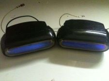 Buy 2 Fog/Spotlights Yellow Led (NO BRACKETS)