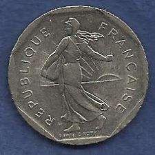 Buy France 2 Francs 1981 Coin