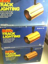 Buy Lot of 3 Bravo Track Lighting B1814-10