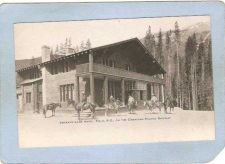 Buy CAN Field Postcard Emerald Lake Hotel On The Canadian Pacific Railway w/Ho~30