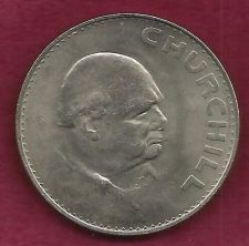 Buy Great Britain 1 Crown 1965 Winston Churchill