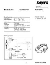 Buy Sanyo SC-18(L) Manual by download #175189