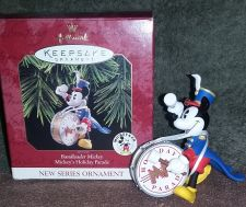 Buy Hallmark Keepsake Christmas 1997 Ornament Mickey Bandleader with Original Box